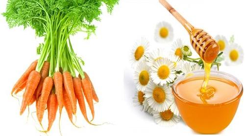 Mật ong cà rốt
