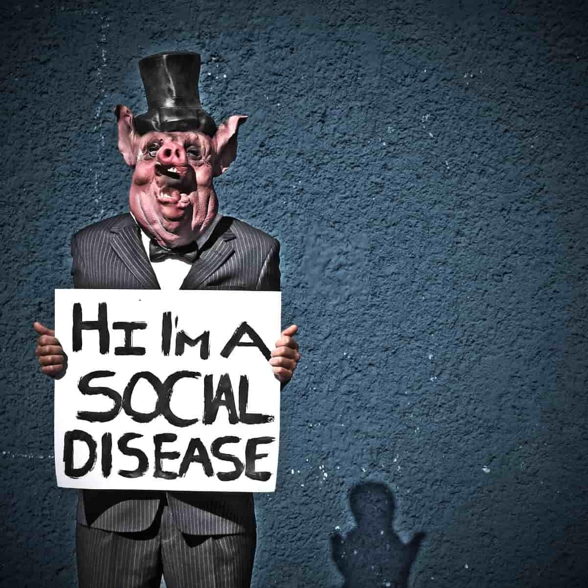 Bệnh xã hội là gì